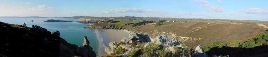 Panoramique de l'Aber