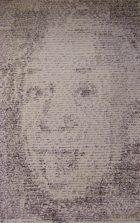 portraits  u00e9critures