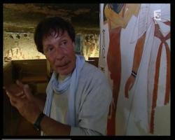Christian Leblanc - Egyptologue - Tombe de Nefertari