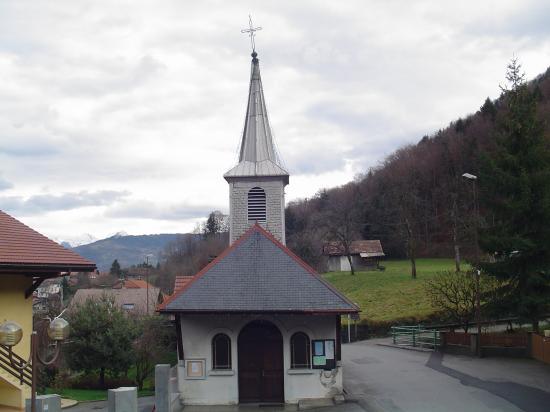 Chapelle de Vougy