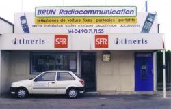 boutique ne téléphonie mobile -1995 / 2004