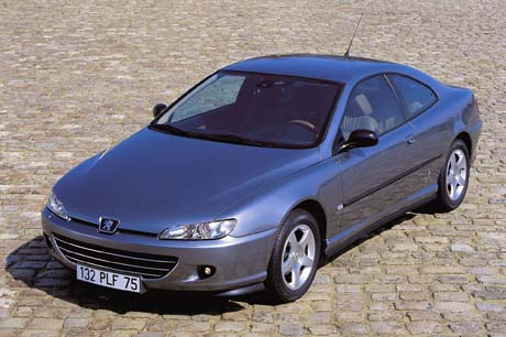 peugeot 406 tuning. Bleue car peugeot coupe