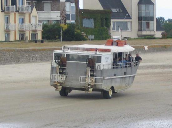 Des b teaux qui roulent - Bateau sur roues ...