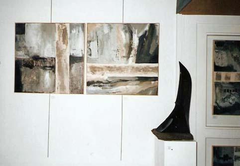 Peinture: C. Le Nezet; sculpture: Elouan