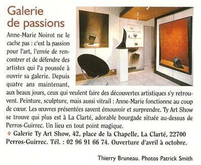 Art et Déco - Special Bretagne