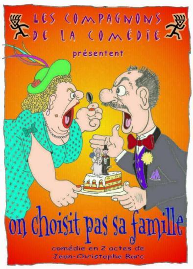 ON CHOISIT PAS SA FAMILLE