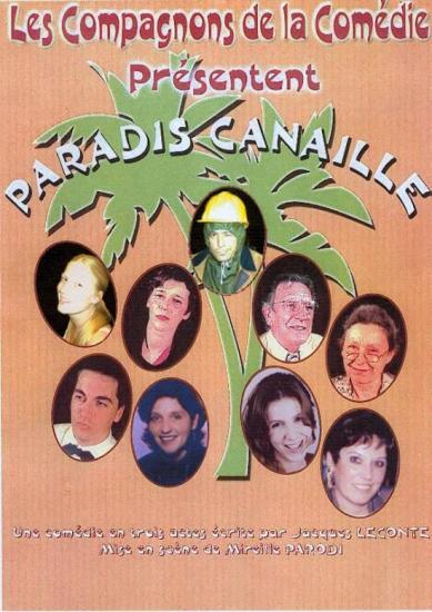 PARADIS CANAILLE