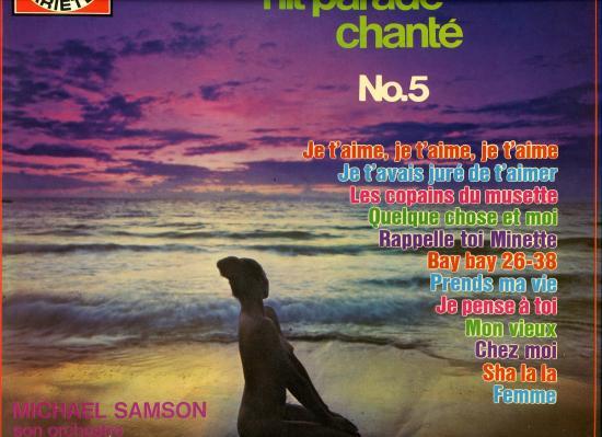 Claude Dauray Et Son Orchestre - Parade Des Succès n°20