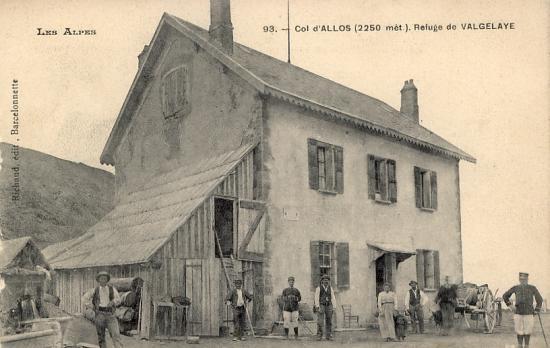 Refuge de Valgelaye
