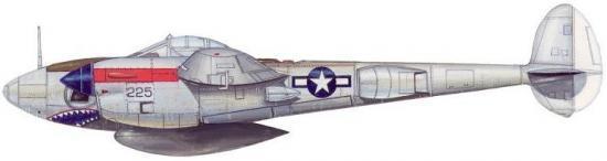 Lockheed F-5E