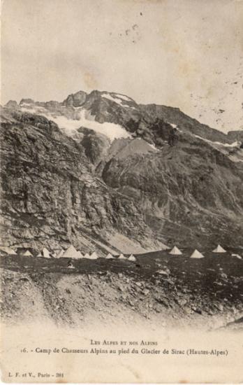 Les Alpes et nos Alpins