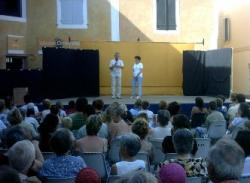 FESTI'LUNE  2006  MR le MAIRE