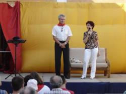 FESTI'LUNE 2005 MR le MAIRE