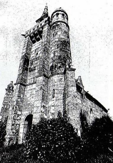 Chapelle de St Samson