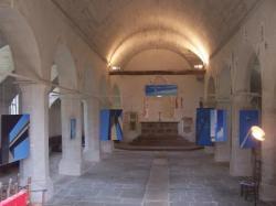 Urban Metz à la chapelle de Botlézan