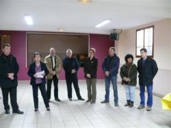 Connigis : Voeux du maire
