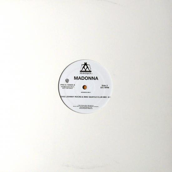 madonna of rocks. 1) GHV2 Megamix (Johnny Rocks