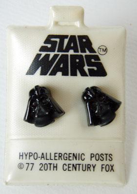 Boucles d oreilles star wars