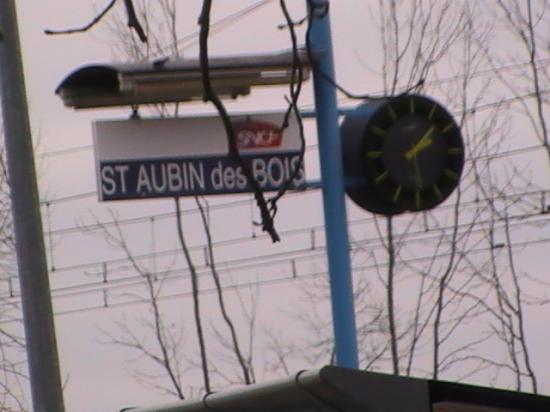 St Aubin-des-Bois