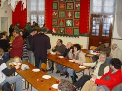 Voeux 2009 à Montlevon dans l'Aisne