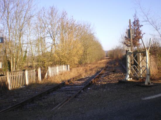 PN route des Osmeaux vers le nord-ouest