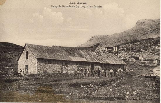 Camp de Restefond