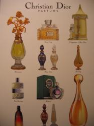 le muguet et le parfum diorissimo. Black Bedroom Furniture Sets. Home Design Ideas