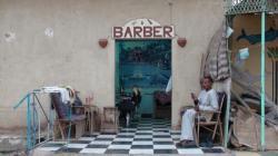 Le Barbier.