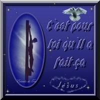 Amour de Jésus