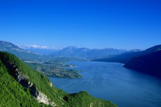 Rando autour des grands lacs: La Giettaz - Annecy - Aix