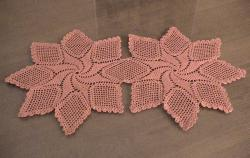 le crochet tarif chemin de table
