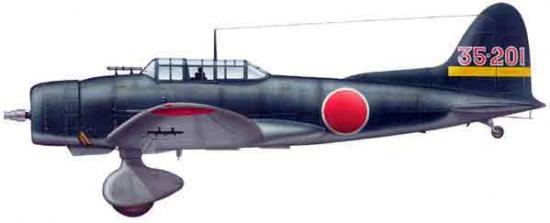 A ronavale porte avions afficher le sujet aichi d3a - Porte avion japonais seconde guerre mondiale ...