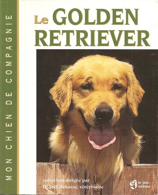 Livres sur les chiens - Golden retriever gratuit ...