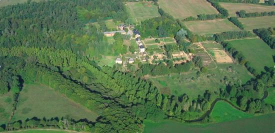 Détails : Parc du Plessis àSaint-Aubin-des-Châteaux (44110). Week end  insolite et pas cher en famille