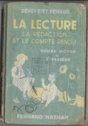 Mes Livres Scolaires Apprentissage De La Lecture