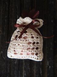 modèle crochet mariage