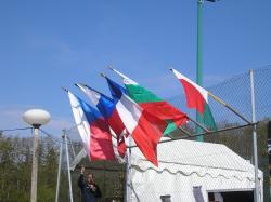 Les drapeaux des pays participants