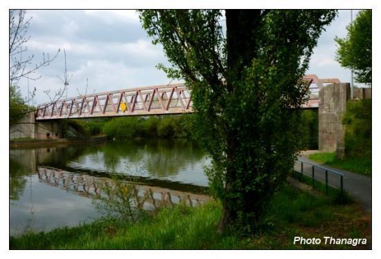 Pont de la ZI des Bouquières