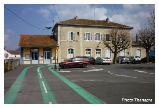 Gare d'Audincourt