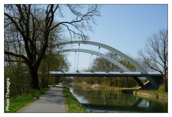 Le Pont de Brognard