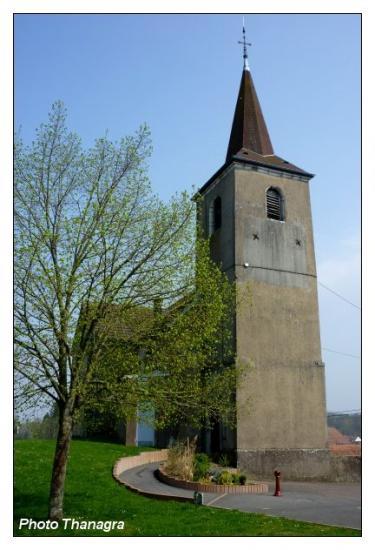 L'église de Dampierre