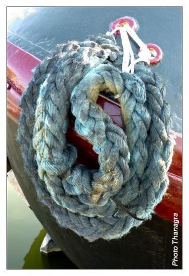 anneau de cordage