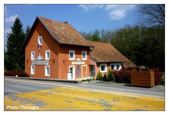 Maison de la Communauté du Bassin de la Bourbeuse