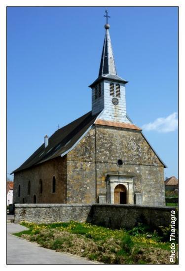 Eglise de Froidefontaine
