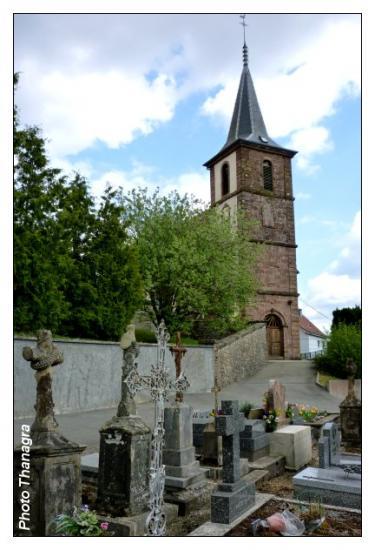 Eglise Notre-Dame du Vœu