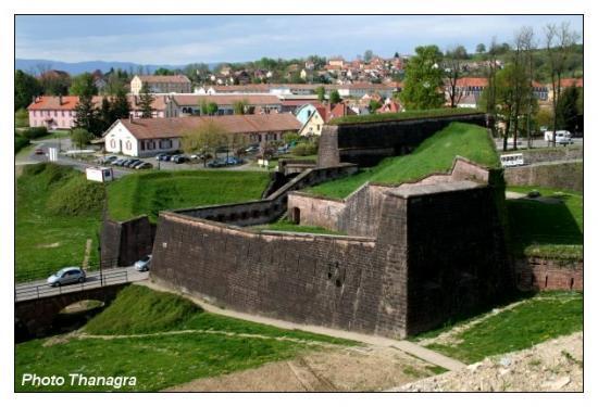 Belfort vieille ville