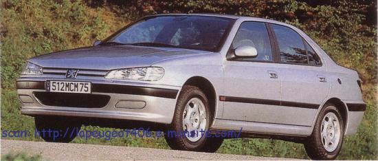 Pin peugeot 406 phase 2 millesime hdi dreux voitures on for Interieur 406 phase 2