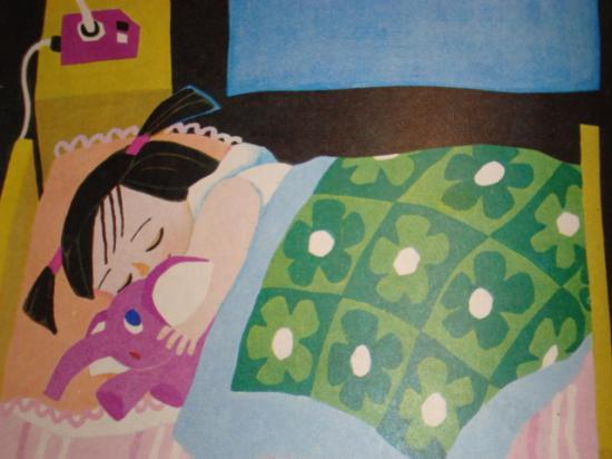 Petit elephant veut retrouver sa maman - Ma fille ne veut pas dormir seule dans sa chambre ...