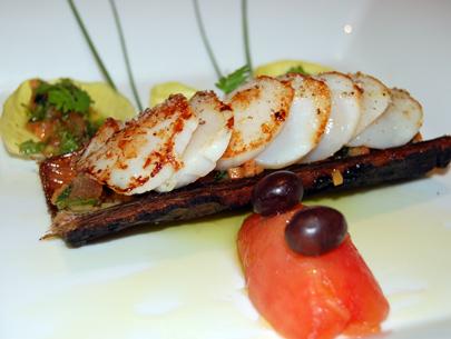 Une bonne table nice restaurant gastronomique sur le for Cuisine gastronomique