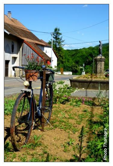 Roche lès Clerval